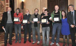 2015 premiazione premio Marcello Meroni