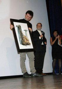 Premiazione Riccardo Scotti