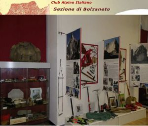 Museo della montagna della sezione CAI di Bolzaneto