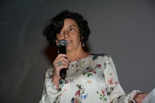 Laura Posani (presidentessa SEM)
