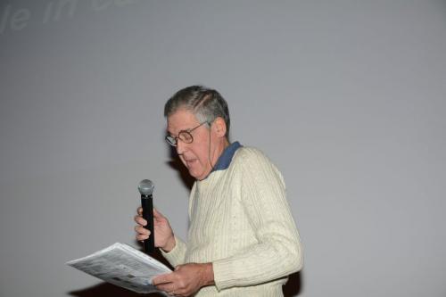 Emilio Mondani presenta la candidatura di Fabbroni e Bagoli