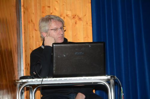 Claudio Bisin (alla regia)