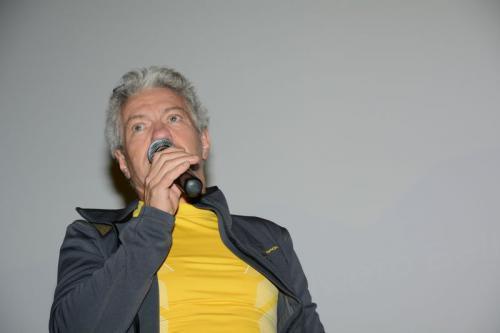 Oliviero Bellinzani presenta la candidatura di Simone Salvagnin
