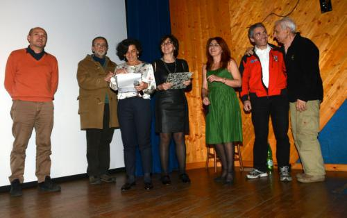 la giuria del Premio Meroni