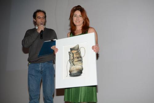il premio della giuria realizzato da Gianluigi Rocca