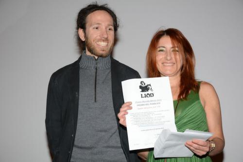 Premio del Pubblico a Simone Salvagnin