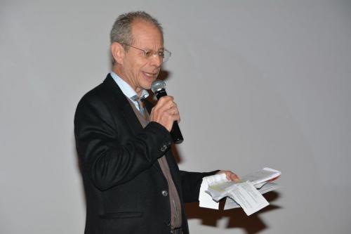 Maurizio Bono conduttore della serata