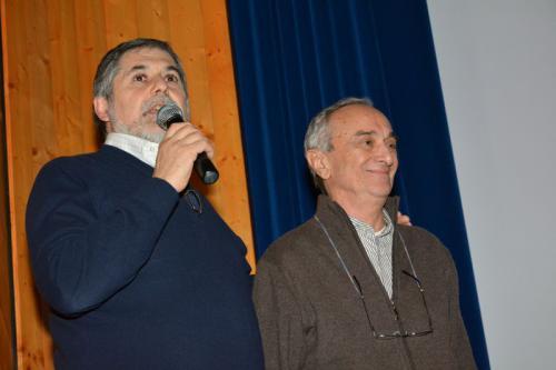 Massimo Bruzzone presenta Salvatore Gargioni