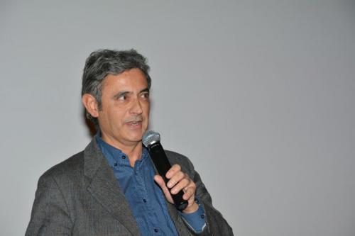 Andrea Piccin presenta Franco Michieli