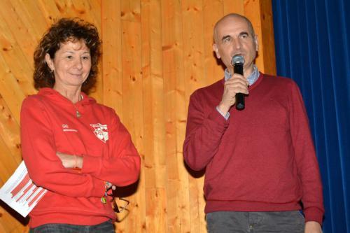 Giuseppe Paschetto presenta Nicoletta Gatteschi